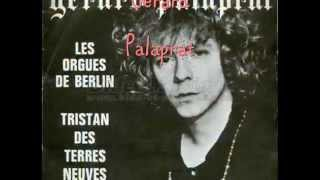 LES ORGUES DE BERLIN, interprétée par Gérard Vermont