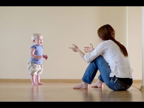 Babies Learn to Walk for the First Time Compilation