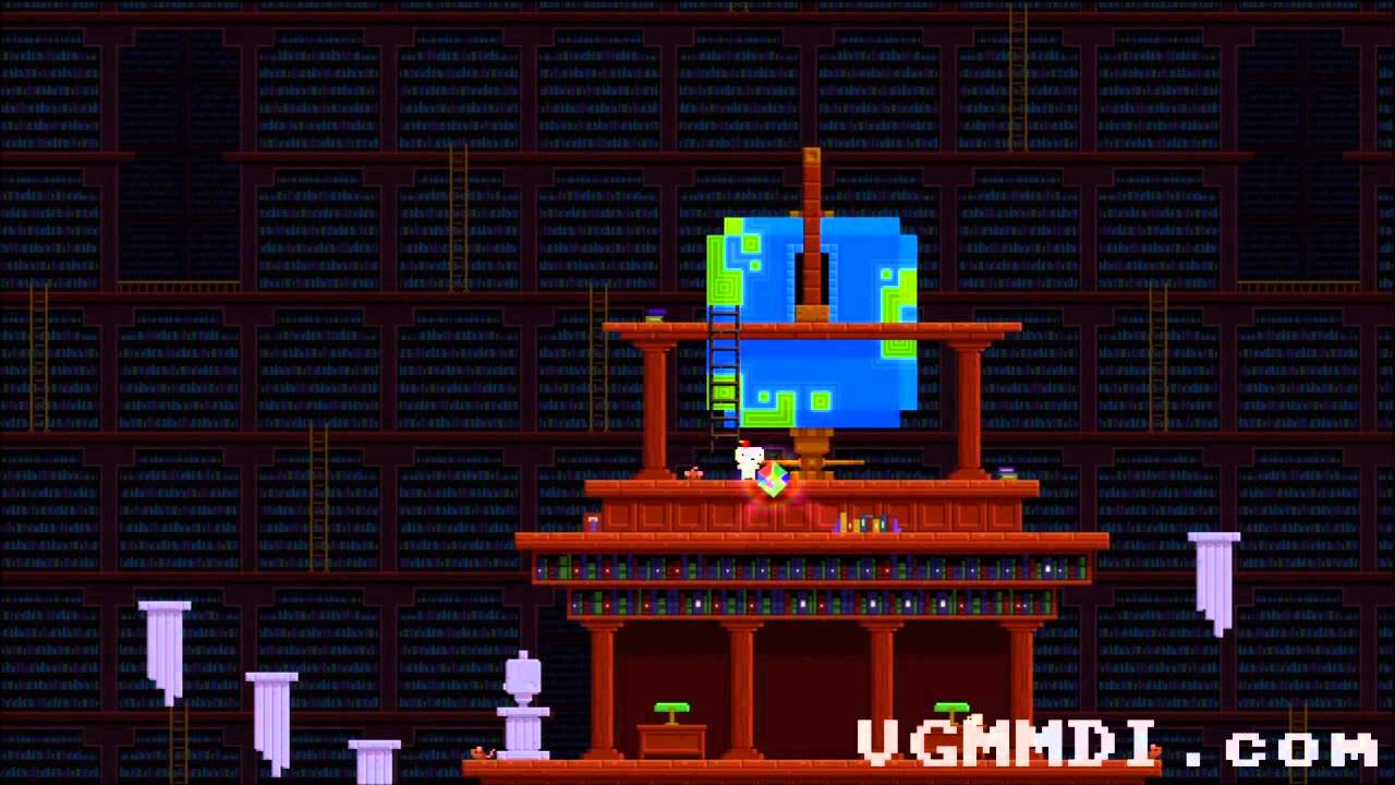 fez observatory library areas all cubes secrets