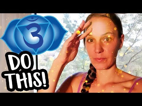 Open Your Third Eye With This Powerful 3rd Eye Meditation!