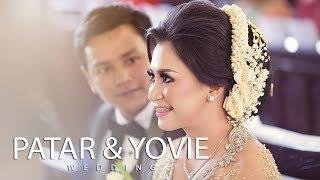 Video Cinematic Wedding Batak Patar Yovie