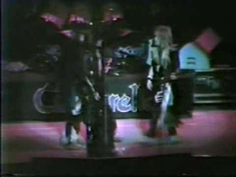 Cinderella - Push Push - Live in Montreal 1986