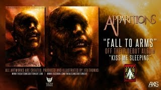 "Apparitions - Fall To Arms (ft. artwork by ""The Walking Dead"" artist, Jed Thomas)"