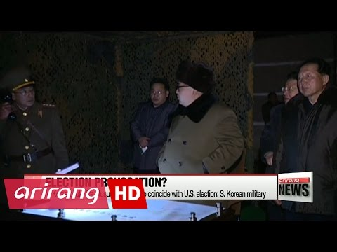 N. Korea could fire Musudan missile to coincide with U.S. election: S. Korean military