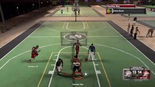NBA 2k16 final Park / ProAM Highlights