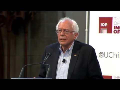 IOP Sen. Bernie Sanders