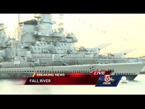 Big misunderstanding at Battleship Cove