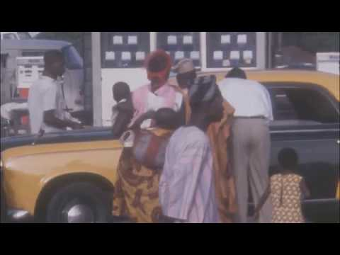 Breaking Down Swedish Buses Causing Chaos in Lagos Public Transport   July 1971