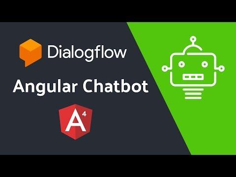Angular Chatbot With Dialogflow (API.ai)