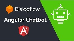 Angular Chatbot with Dialogflow (API.ai)