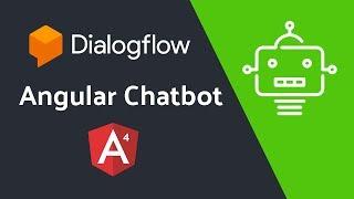 الزاوي Chatbot مع Dialogflow (API.منظمة العفو الدولية)
