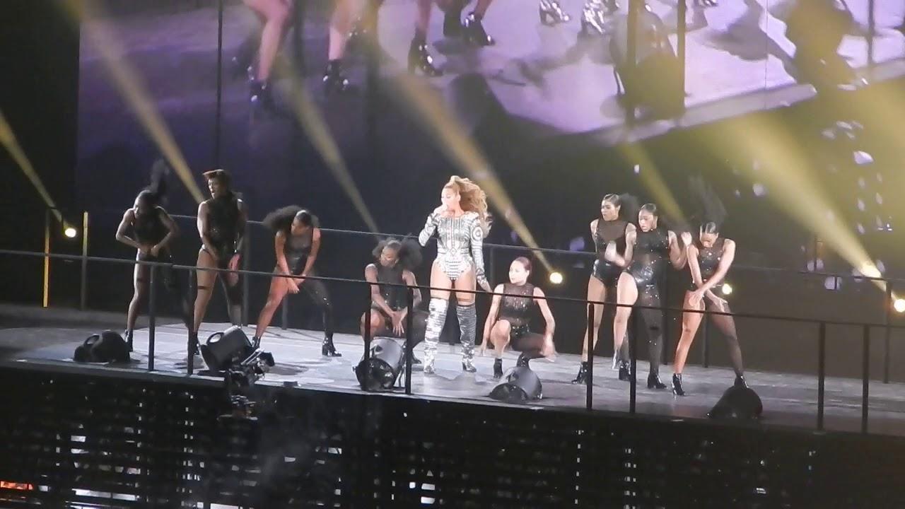 Beyonce & Jay Z - Formation - Stockholm June 25th 2018