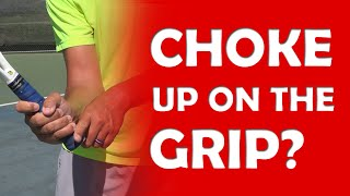 Choke Up On Your Grip? | VOLLEY TIPS