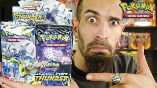 Lost Thunder Booster Box giveaway and more pack crackin' (past livestream 2/6/19)