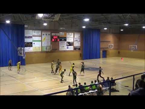 Salt Vs Andorra Ty Wimbish (#33 Black) 20 points 13 Rebounds 30 Efficiency