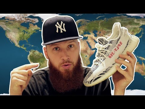 WHY THE ADIDAS YEEZY 350 BOOST V2 IS THE WORLD