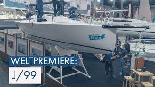 WELTPREMIERE: J/99 – Sportboot mit Offshorepotenzial