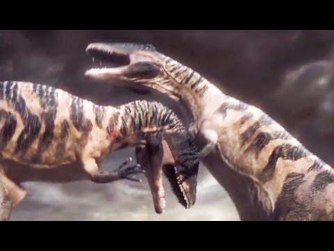 Carcharodontosaure : le dinosaure prédateur carnivore - ZAPPING SAUVAGE
