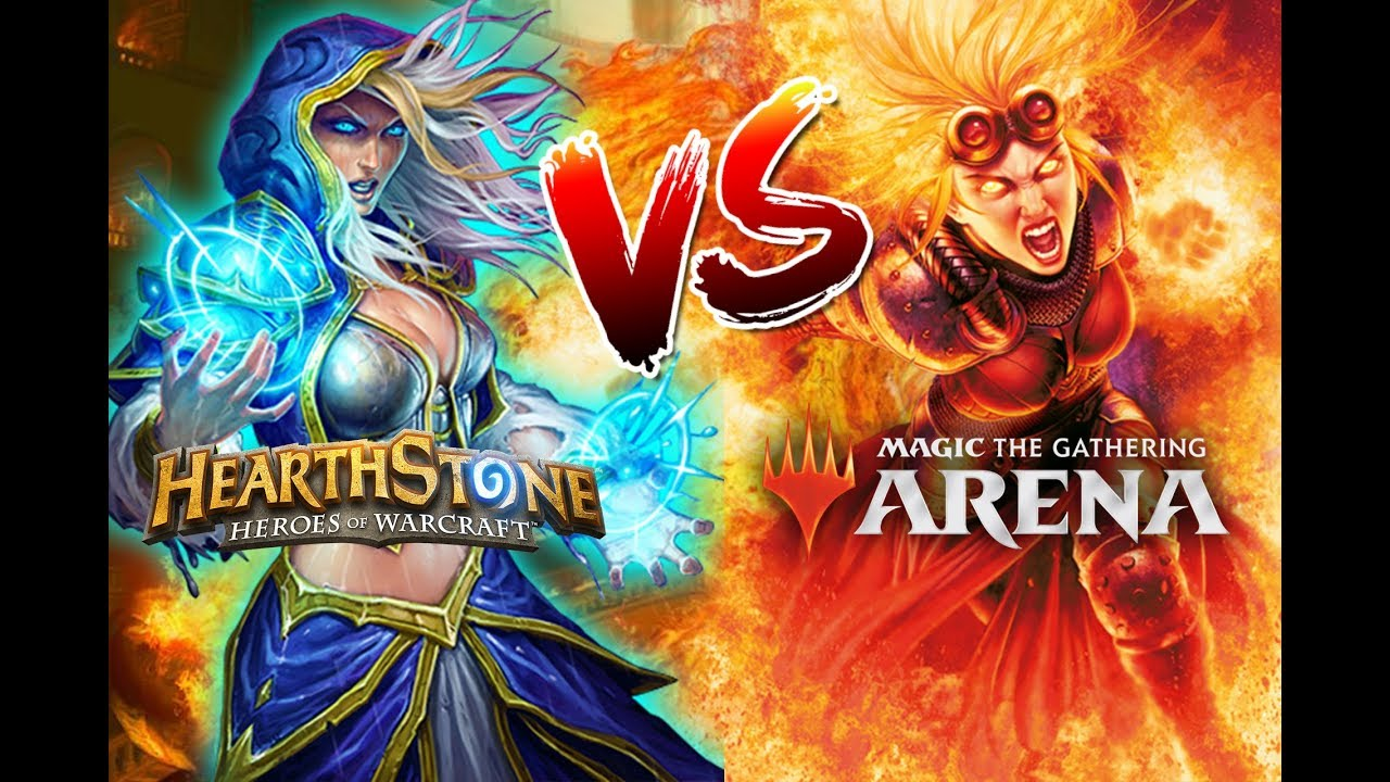 Hearthstone or MTG Arena ?