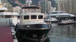 Privateer Trawler 50 | Trip to the MED - The Dutch steel Trawler yacht - Custom built