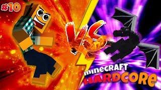 "Minecraft Hardcore #10 - ""LJay vs Smok! Koniec serii?"""