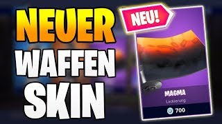NEW WAFFEN SKIN Magma 🌋🔥 Fortnite Shop Today 29.3 | Item Shop 29.03