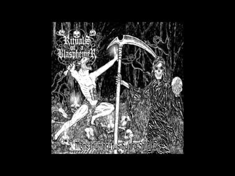 Rituals Of A Blasphemer - Chaos Consumed Existence
