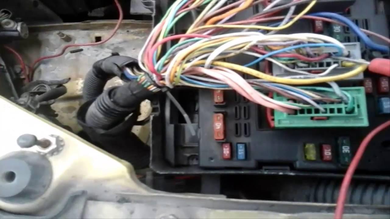 fuse box citroen c4 grand picasso peugeot 206 no prende  fallo circuito bomba de gasolina  peugeot 206 no prende  fallo circuito bomba de gasolina
