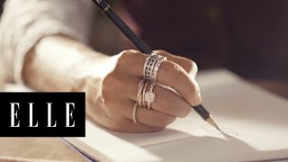 What Inspires Fashion Illustrator Dallas Shaw | ELLE + Pandora