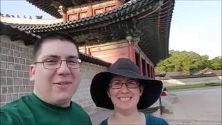 Today we went to... Changdeokgung Palace Part 1