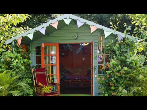 She-Sheds: The latest backyard project for women