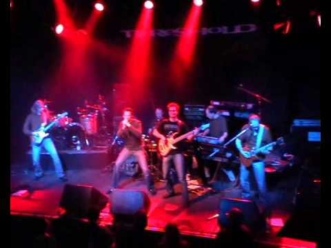 "Poverty's No Crime ""Open Your Eyes"" Live Zeche Bochum"