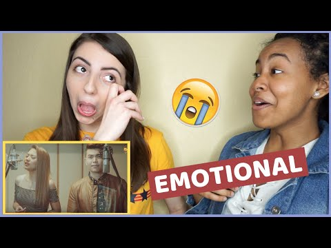 You Are The Reason - Cover by Daryl Ong & Morissette Amon (REACTION)