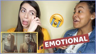 You Are The Reason - Cover by Daryl Ong & Morissette Amon REACTION