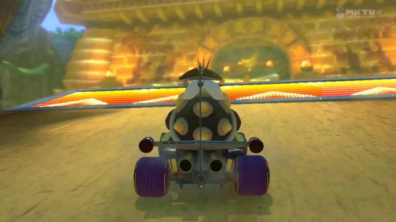 Copia de Wii U - Mario Kart 8 - (3DS) Jungla DK