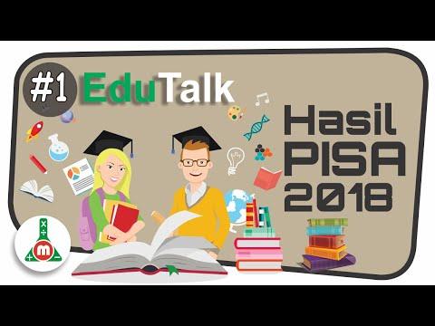 #EduTalk - Hasil PISA 2018 Indonesia Masuk 10 Besar [dari Bawah] Bagaimana Dengan Finlandia?