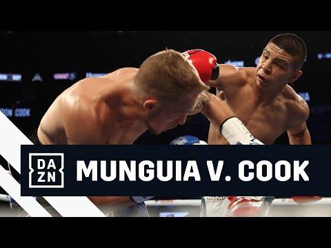From The Vault | Jaime Munguia vs. Brandon Cook