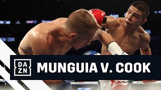 From The Vault | Jaime Munguia vs. Brandon Cook