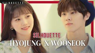 Download lagu [SILHOUETTE] '아로하(Aloha)'  by. 효정&우석(Hyojung&Wooseok)