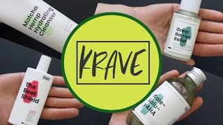 KRAVEBEAUTY SKIN CARE BRAND REVIEW| DR DRAY