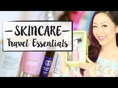 Travel Skincare Tips  ∞ Everyday Luxe w/ RAEview