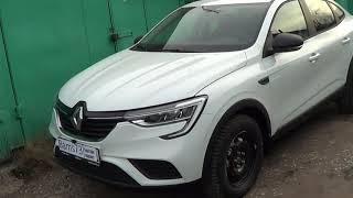 Renault Arkana 1.6 МКПП,4х2: обзор моей тачки в минимальной комплектации!