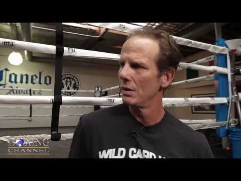 Peter Berg, co-owner of the Wild Card West Boxing Gym chats of his involvement in the sport.