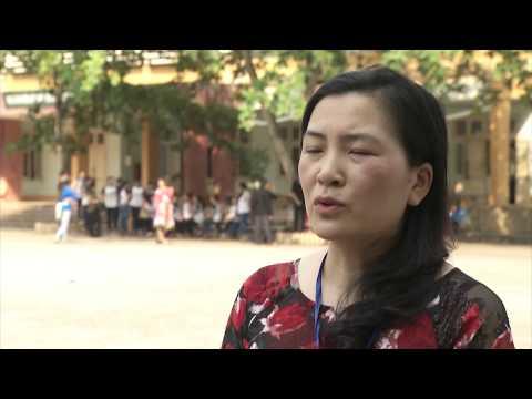 Le tri an truong thanh truong PTDT noi tru Ha Giang 2014