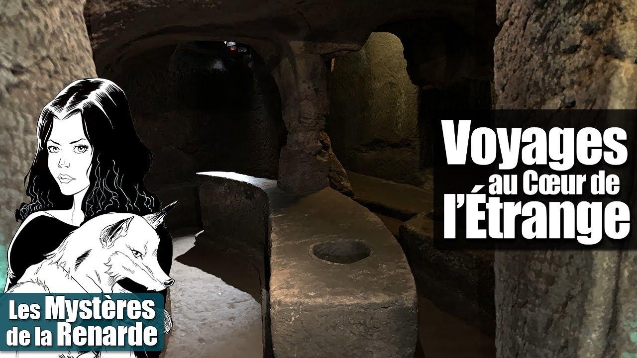 Gilmerton Cove ~ Souterrains Énigmatiques d'Édimbourg ~ Les Mystères de la Renarde
