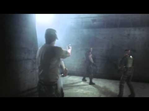 Resident Evil The Darkside Chronicles [Cutscenes] - Torrent