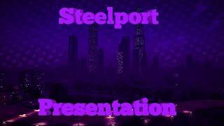 Steelport presentation Saints Row 3 Menu Background