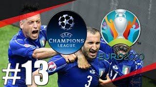 FIFA 18 | Koblih Golmanem | Liga Mistrů a Kvalifikace na Mistrovství Evropy! | PART 13 | CZ/SK