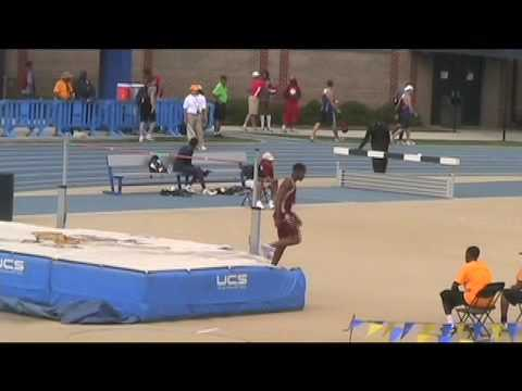 Andrew Bachelor High Jump Regionals