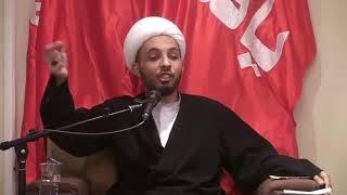 الشيخ أحمد سلمان - حقيقة مطالبة السيدة فاطمة الزهراء عليها أفضل الصلاة والسلام  بـ\